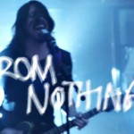 "Foo Fighters - ""Something From Nothing"" (secvență lyric video)"