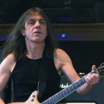 Malcolm Young, membru fondator AC/DC