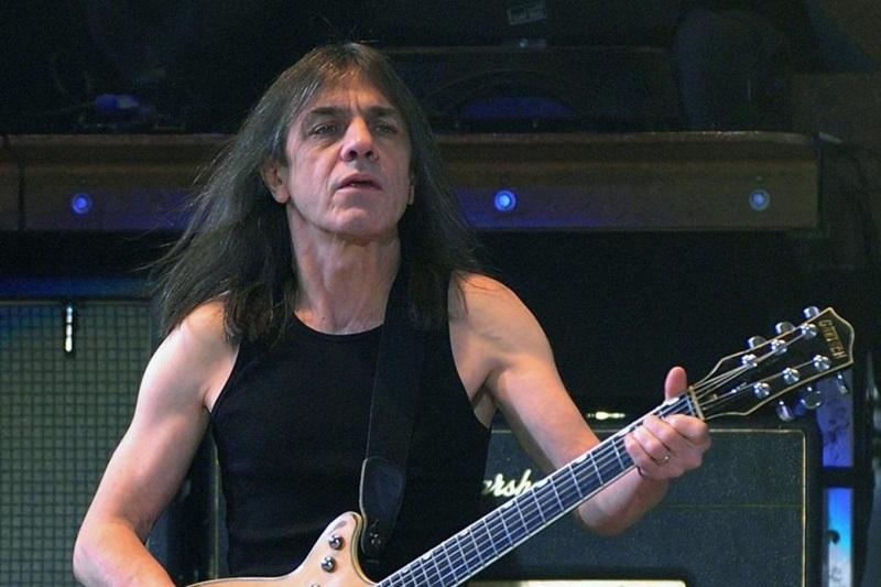 Malcolm Young, membru fondator AC/DC