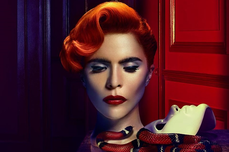"Paloma Faith - ""Ready for the Good Life"" (single artwork)"
