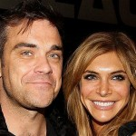 Robbie Williams şi Ayda Field