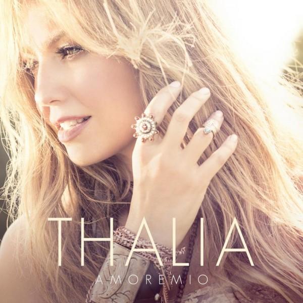 """Thalia - """"Amore Mio"""" (copertă album)"""