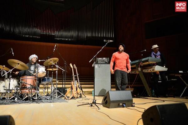 Concert Victor Wooten la Bucuresti pe 23 octombrie 2014