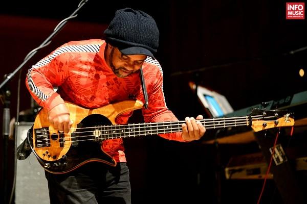 Victor Wooten în concert la Bucuresti pe 23 octombrie 2014
