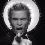 Secventa videoclip Billy Idol - Can't Break Me Down