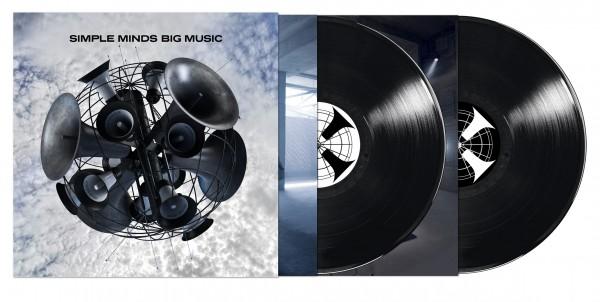 """Ediţie limitată a dublului vinil """"Big Music"""""""