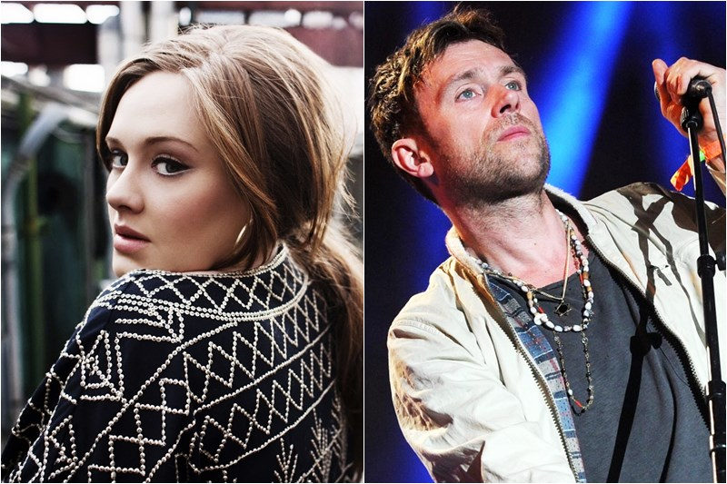 Adele / Damon Albarn