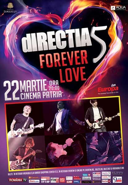 dIRECTIA 5 - FOREVER LOVE