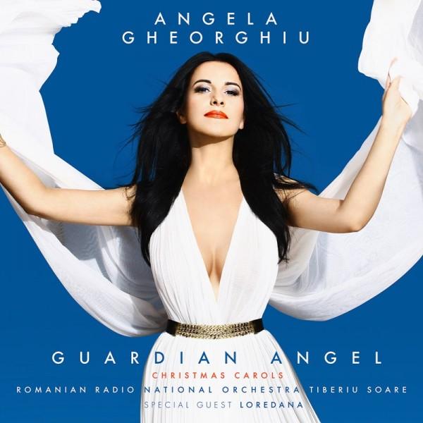 "Angela Gheorghiu - ""Guardian Angel"" (copertă album)"