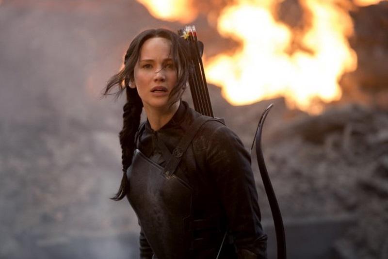 """Jennifer Lawrence cântă """"The Hanging Tree"""" în """"The Hunger Games: Mockingjay Pt.1"""""""