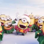 """Minions cântând """"Jingle Bells"""""""