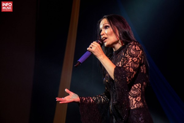 Concert Tarja Turunen la Sala Palatului din Bucuresti pe 4 noiembrie 2014
