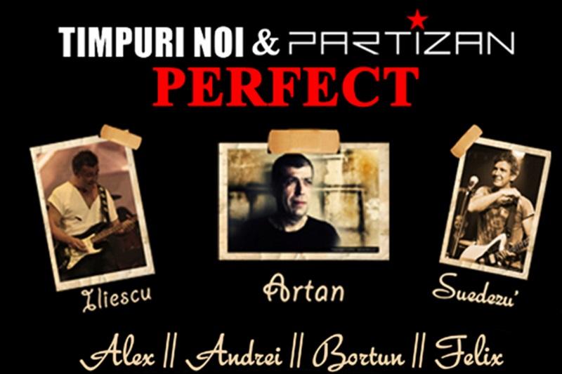 """Timpuri noi și Partizan - """"Perfect"""""""