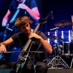 Stjepan Hauser - Concert 2Cellos - Bucuresti 2014