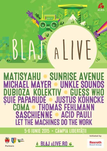 Blaj aLive 2015