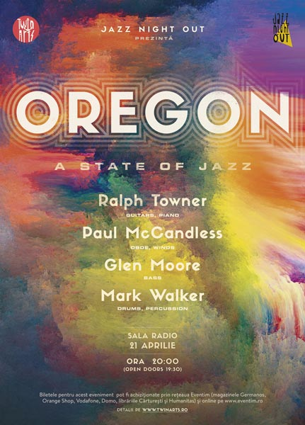 Jazz Night Out: Oregon