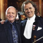 Anthony Hopkins și Andre Rieu