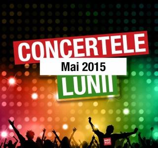 Concerte Mai 2015