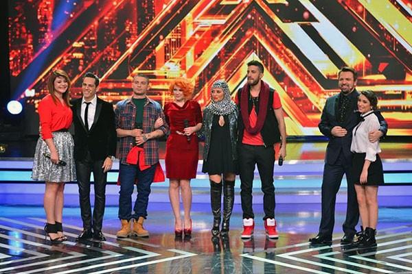 Finaliștii X Factor România 2014
