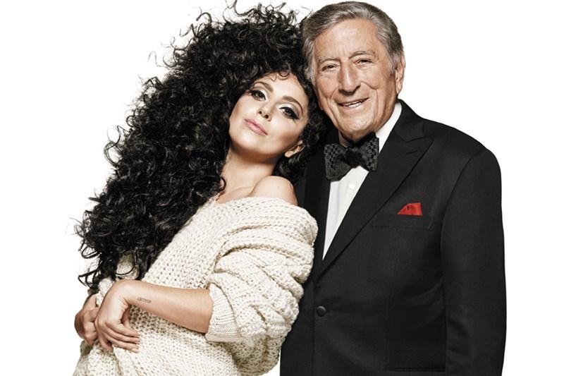 Lady Gaga și Tony Bennett