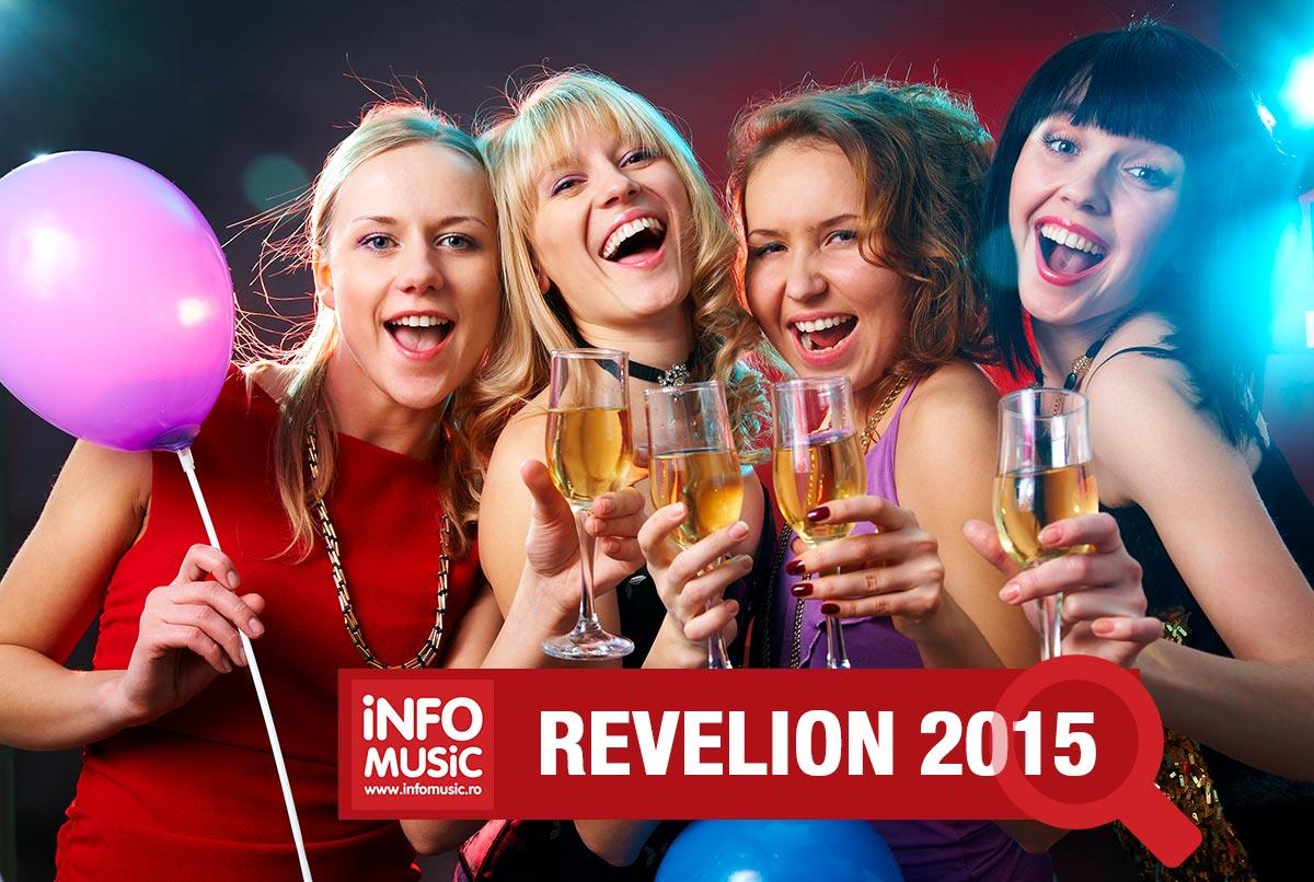 Petreceri si concerte de Revelion 2015