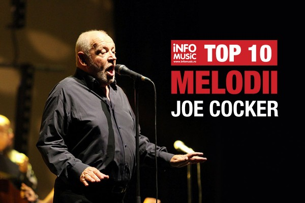 TOP 10 melodii cântate de Joe Cocker