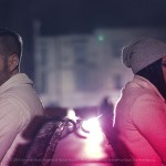 Secventa videoclip oficial Morandi feat. Inna - Summer in December