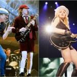 AC/DC și Madonna vor cânta la Premiile Grammy 2015