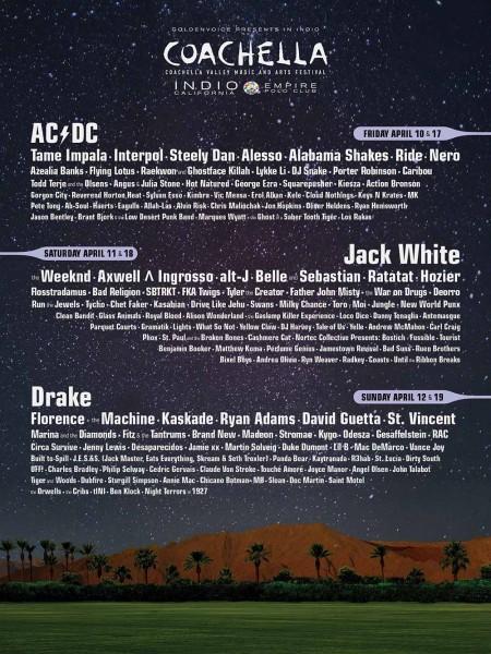 Afis Coachella 2015