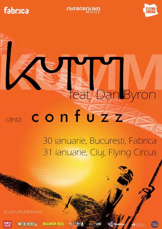 Kumm feat. Dan Byron - Confuzz