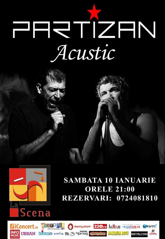 Partizan (acustic)