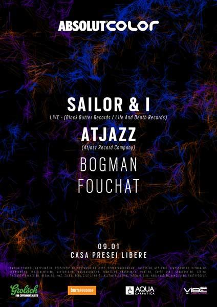 Sailor & I | Atjazz