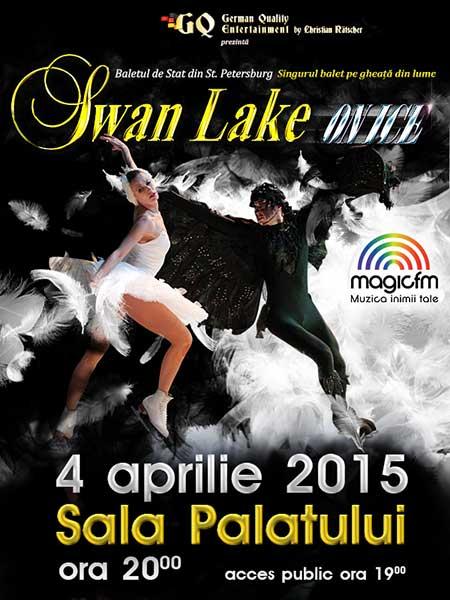 Swan Lake On Ice