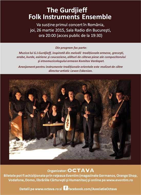 The Gurdjieff Folk Instruments Ensemble