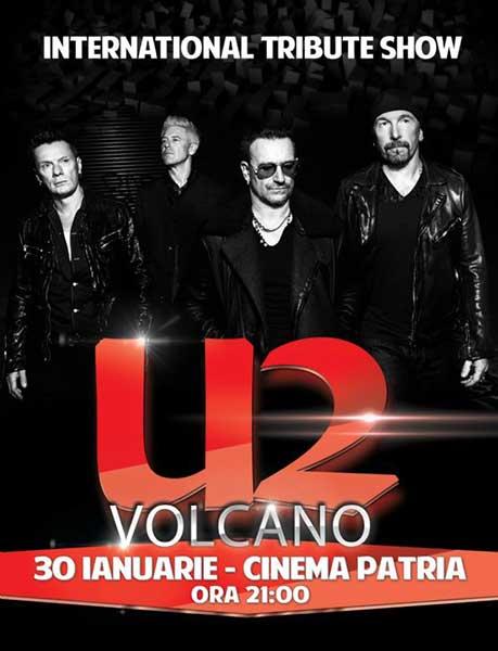 ANULARE - Vocano - Concert tribut U2