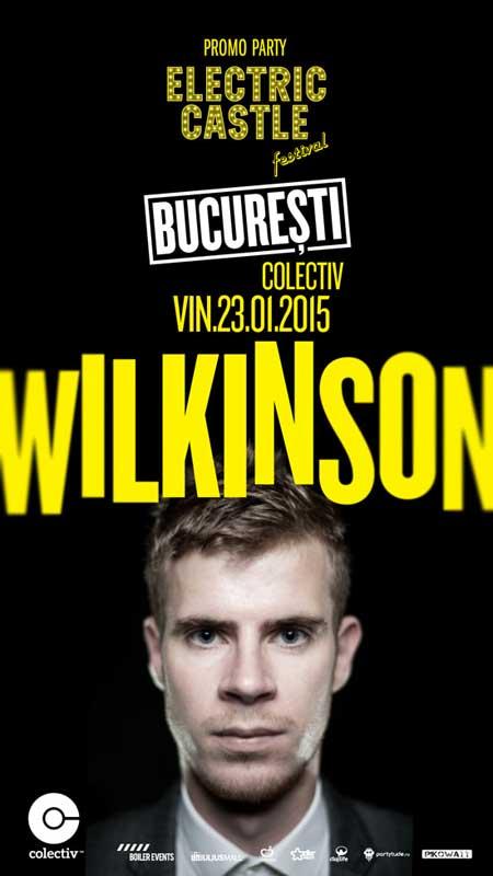 Wilkinson - Electric Castle 2015 Promo Party