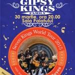 The Gipsy Kings concert Sala Palatului