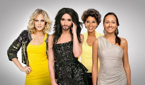 Prezentatorii Eurovision 2015