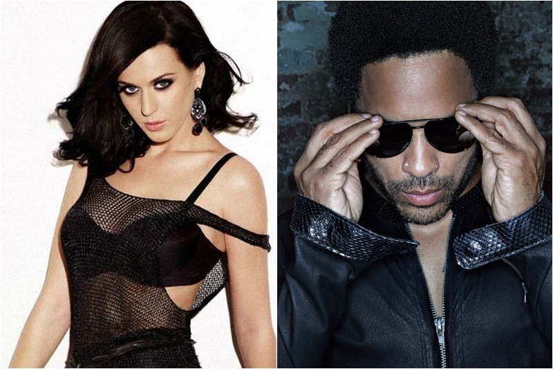 Katy Perry / Lenny Kravitz