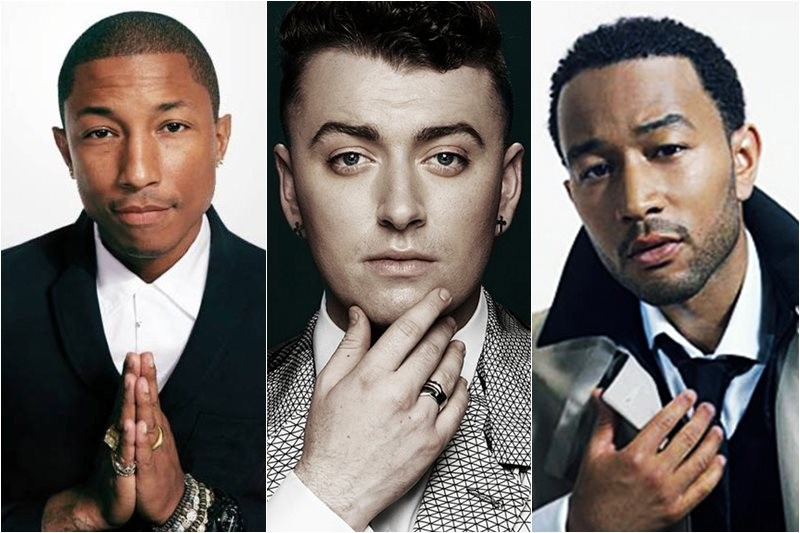 Pharrell Williams / Sam Smith / John Legend
