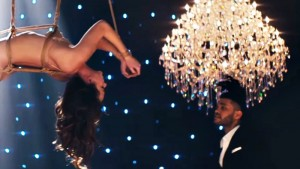 "Videoclip ""Earned It"" (Fifty Shades of Grey)"