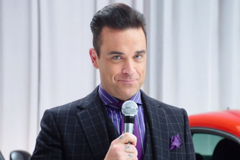 Robbie Williams, noul director de marketing al Volkswagen