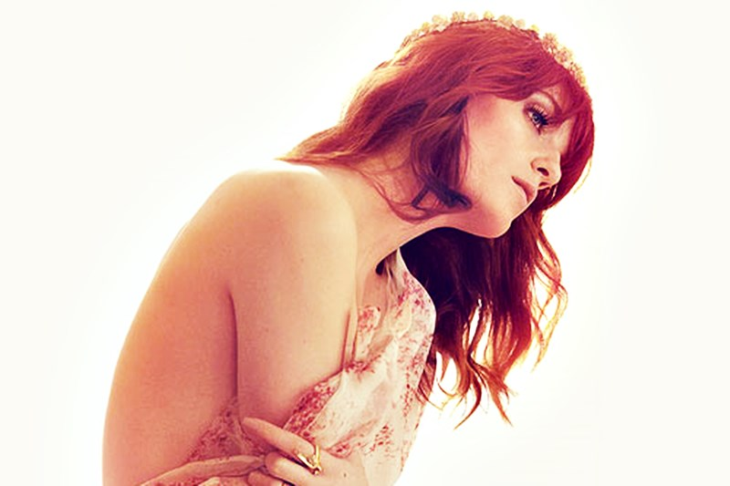 Florence Welch (vocalista Florence and the Machine)