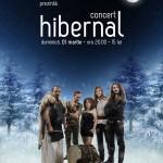 Afiș concert Ad Hoc la Suceava