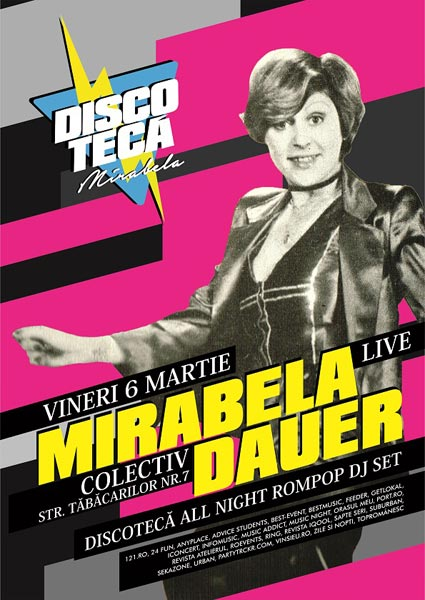 Discotecă feat. MIRABELA DAUER