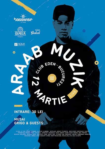 araabMUZIK LIVE Show