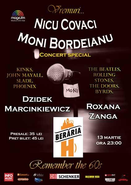 Vremuri - Remember the 60s - Nicu Covaci și Moni Bordeianu
