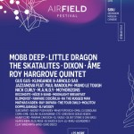 Afiş Airfield Festival România 2015