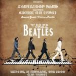 Afis Beatles n Jazz la Tribute