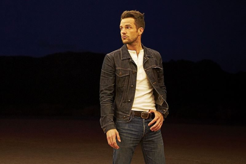 Brandon Flowers (vocalistul The Killers)
